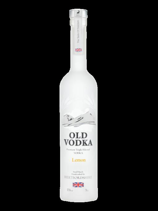 Lemon Flavour Vodka