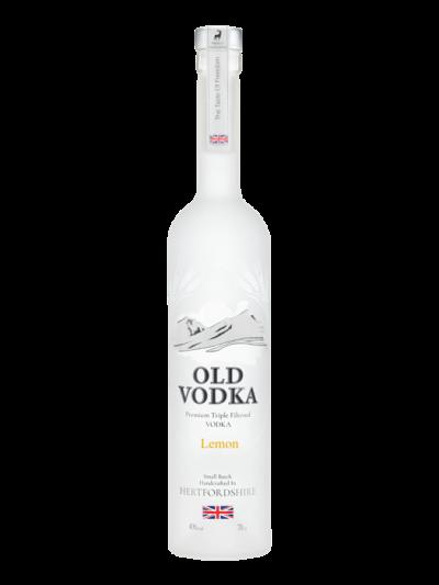Lemon Vodka 700ml Bottle