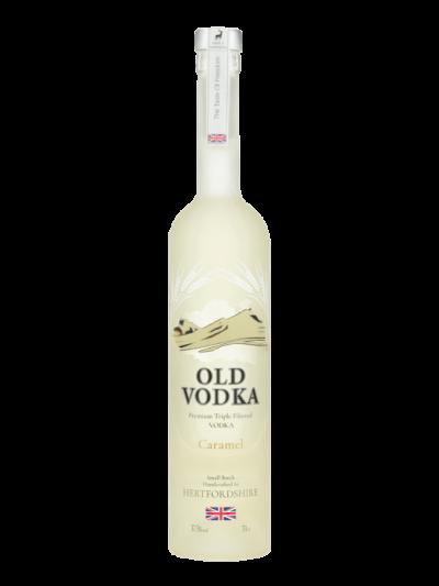 Caramel Vodka 700ml Bottle