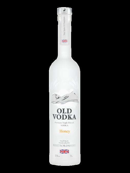 Honey Flavour Vodka
