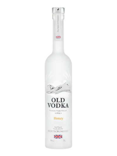 Honey Vodka 700ml Bottle