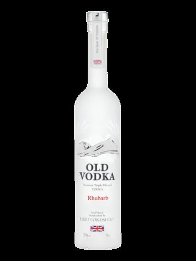 Rhubarb Flavour Vodka