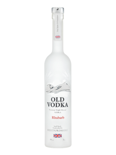 Rhubarb Vodka 700ml Bottle