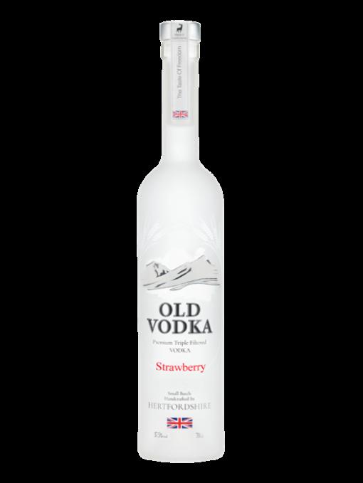 Strawberry Flavour Vodka