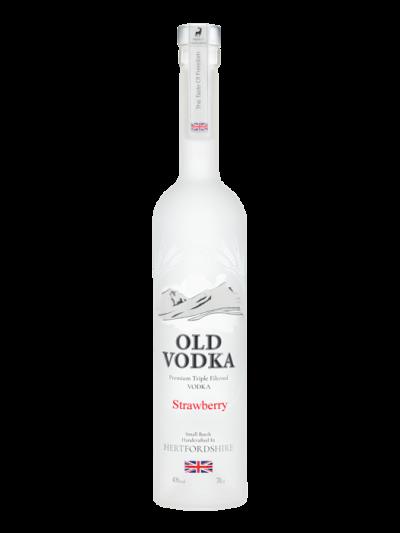 Strawberry Vodka 700ml Bottle