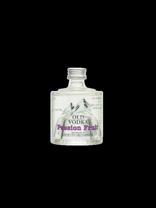 Passion Fruit Flavour Vodka 50mls