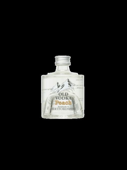 Peach Flavour Vodka 50mls