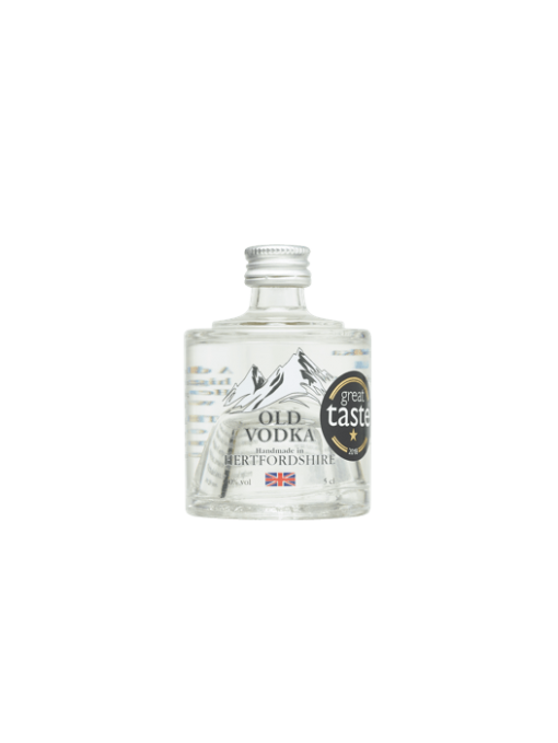 Premium Original Flavour Vodka 50mls