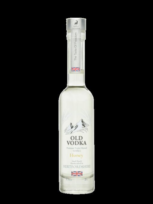 Honey Flavour Vodka 200mls