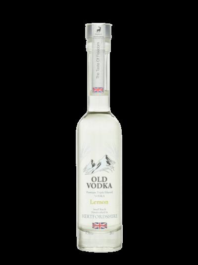 Lemon Flavour Vodka 200mls