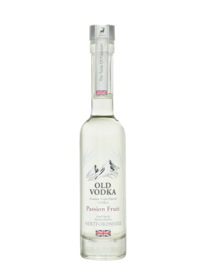 Passion Fruit Flavour Vodka 200mls