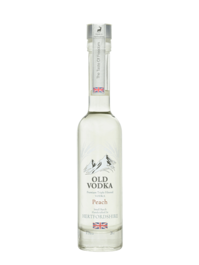 Peach Flavour Vodka 200mls