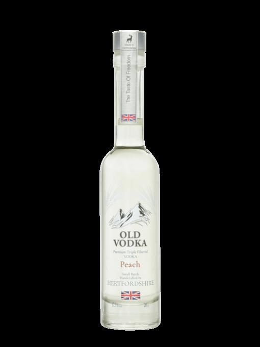 Peach Flavour Vodka 200mls