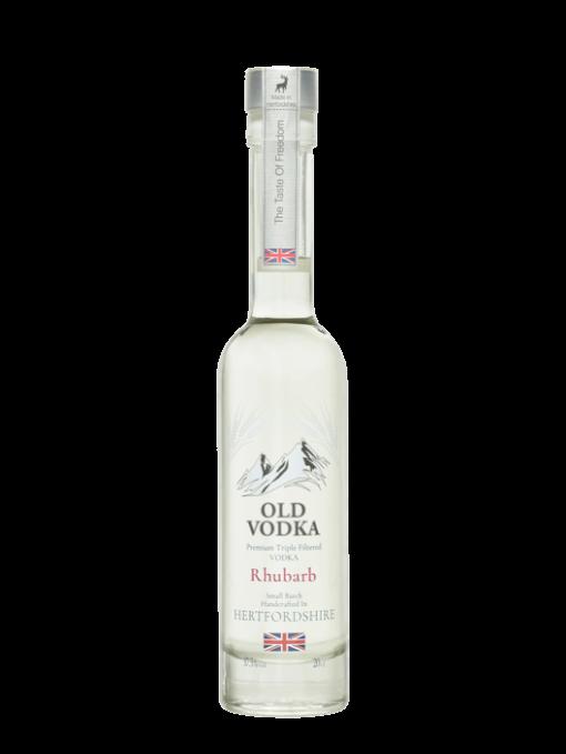 Rhubarb Flavour Vodka 200mls