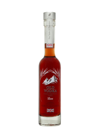 Sloe Flavour Vodka 200mls