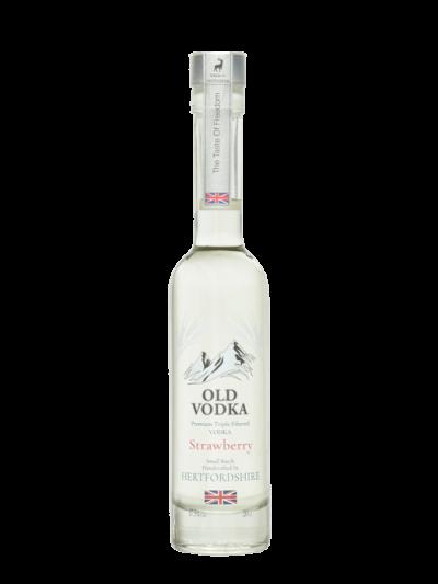 Strawberry Flavour Vodka 200mls