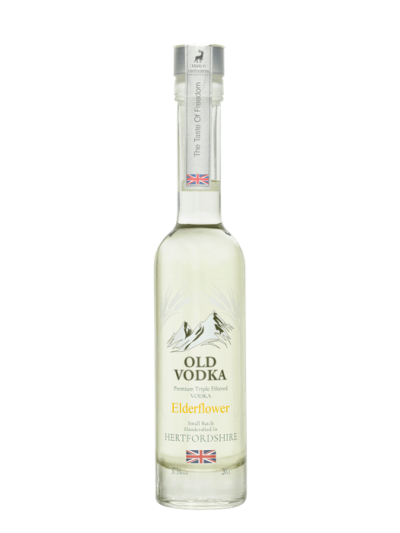 Elderflower Flavour Vodka 200mls