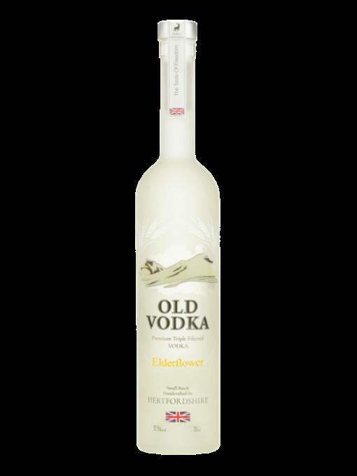 Elderflower Flavour Vodka