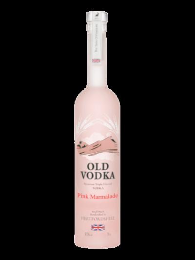 Pink Marmalade Flavour Vodka
